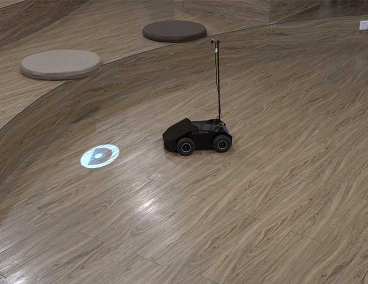 图像识别智能小车