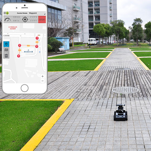 室外高精度GPS定位